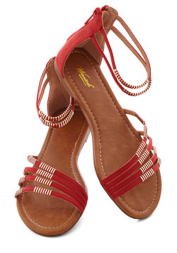 Stay in Sicily Sandal