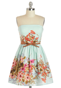 Tell Me a Secret Garden Dress