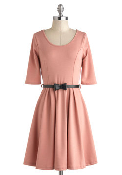 Abiding Beauty Dress in Pink