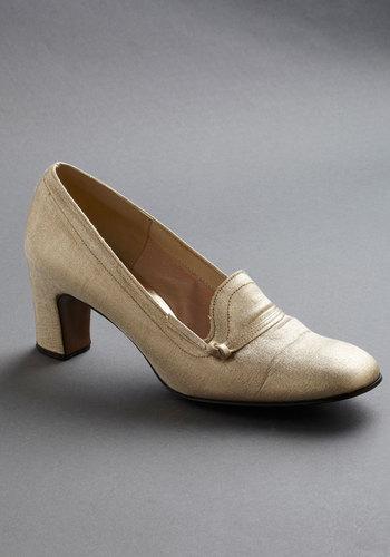 Vintage First Toast Heel