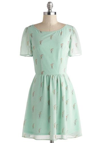 Milkshake, Rattle, and Roll Dress