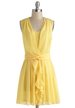 Conveyed with Lemonade Dress