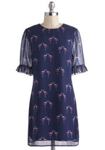 A Kiss on the Beak Dress