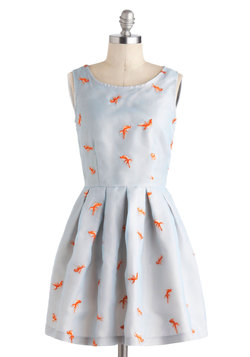 Good As Goldfish Dress