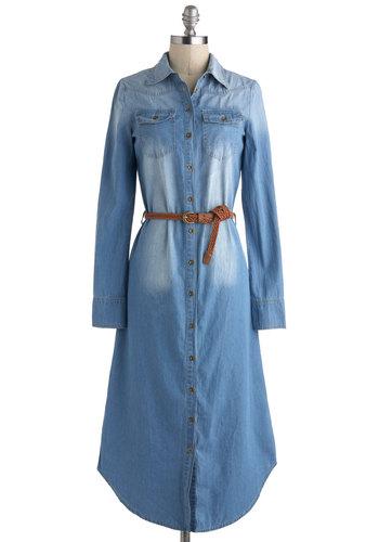 Horseback Haute Dress