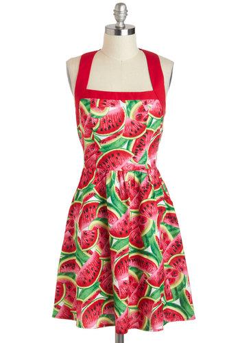 Watermelon on My Mind Dress