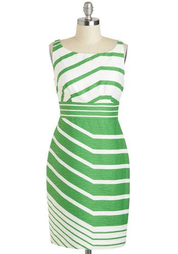 A Fresh Direction Dress