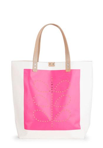 Orla Kiely Bright on the Subject Bag