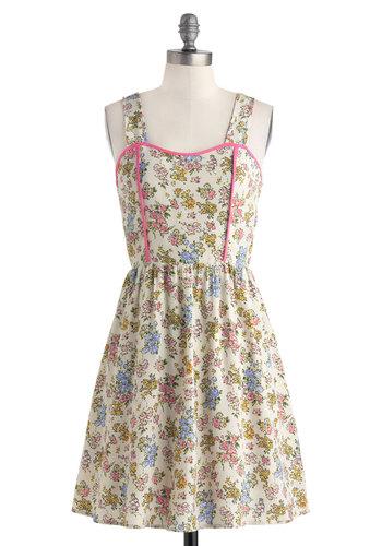 In-House Illustrator Dress