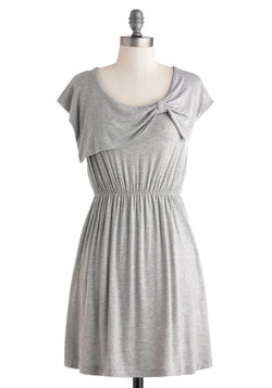 Friends and Alloys Dress in Matte Silver