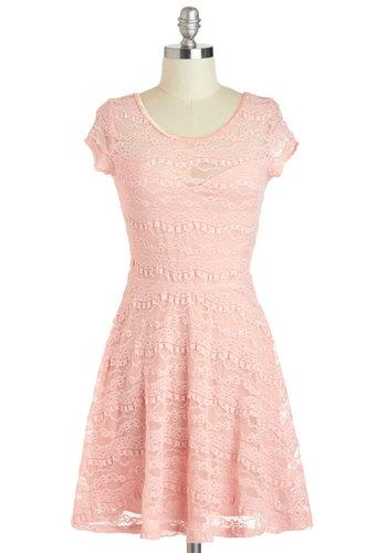 Frilly Friday Dress