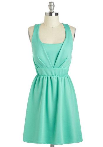 Spearmint Condition Dress