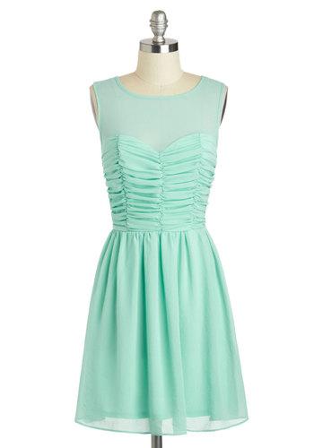 Curtain Calm Dress