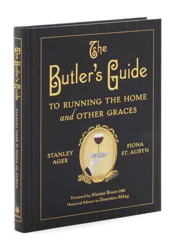 The Butler's Guide - Multi, Party, Cocktail, Vintage Inspired, French / Victorian