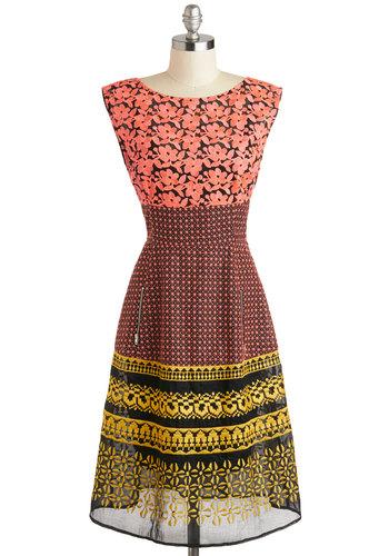 Tracy Reese Avant Garden Gala Dress