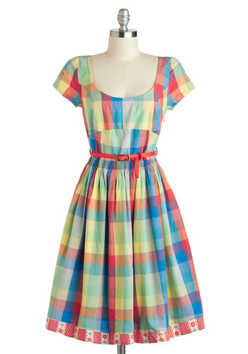 Prairie Extraordinary Dress
