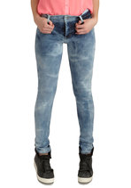 "Bold Stand-by Jeans in Acid Wash (32"")"