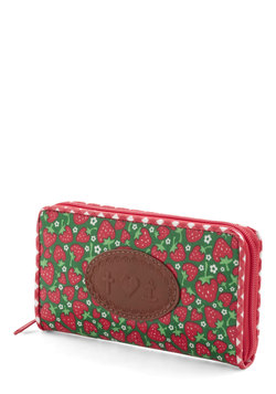 Strawberry Festival Wallet