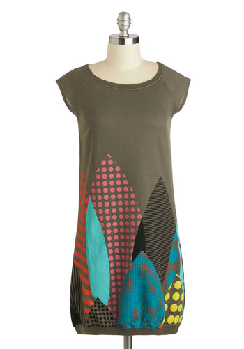 Groove in the Grove Dress