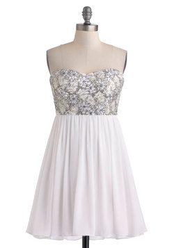 Savoir Fairy Tale Dress in Ice