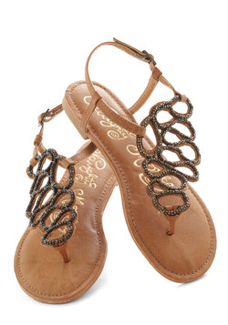 Twists and Terns Sandal