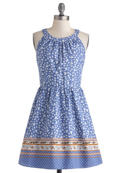 Cottage in the Country Dress