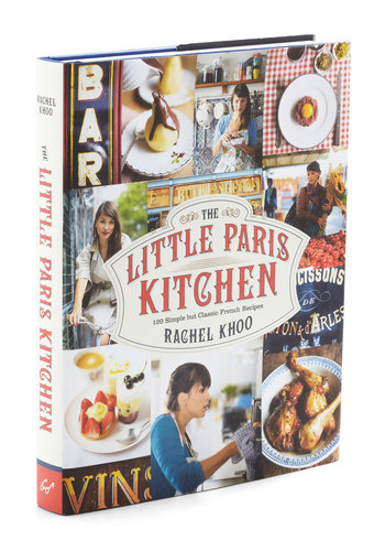 The Little Paris Kitchen by Chronicle Books