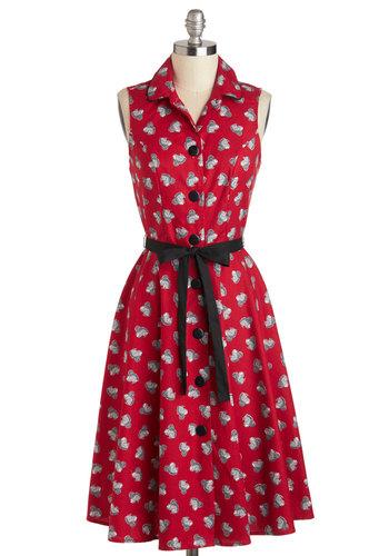 Tilt-a-Squirrel Dress