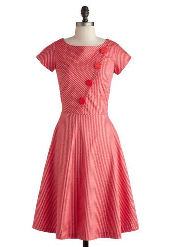 Slant Rhyme Dress