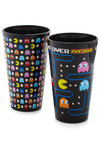 Set to A-maze Glass Set - Black, Multi, Good