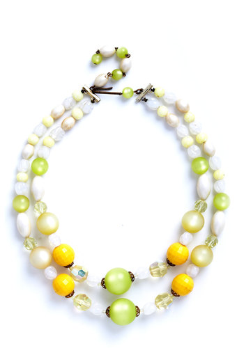Vintage Refresh Your Palette Necklace