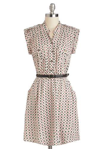 Hoot as a Button Up Dress