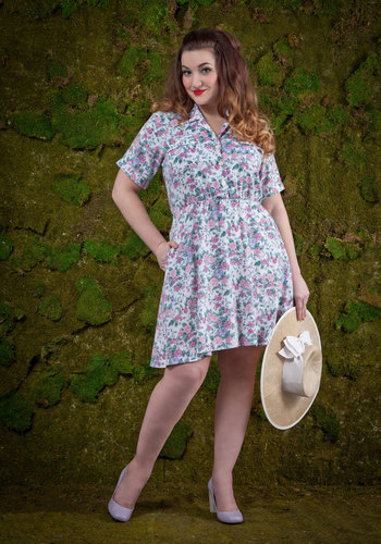 Vintage Fleur Your Consideration Dress