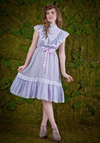 Vintage Prairie Potpourri Dress