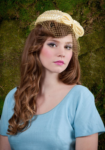 Vintage Alumni Honors Fascinator