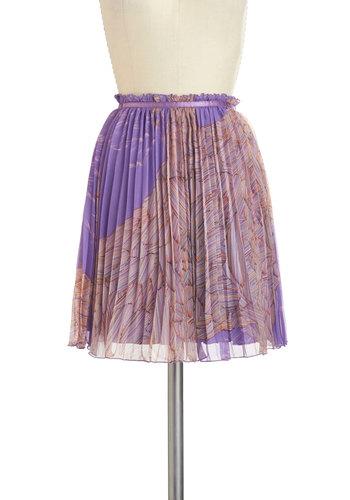 Rock Whiz Skirt