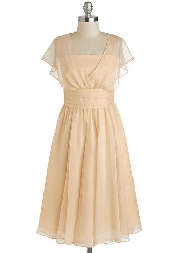 Patio Reception Dress