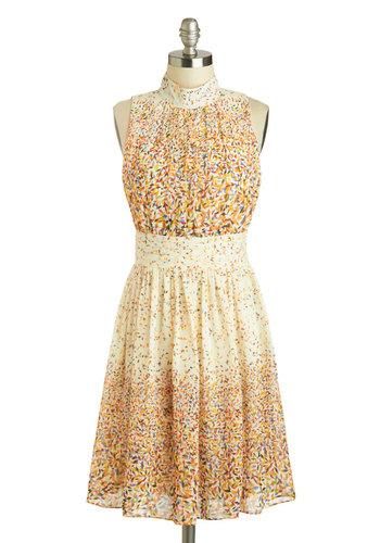 Windy City Dress in Confetti