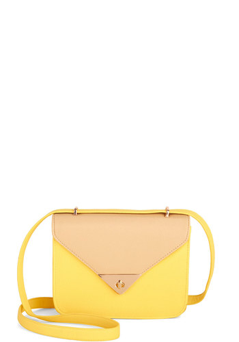 Yellow, Out There! Bag