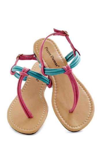 As Good As It Getaway Sandal