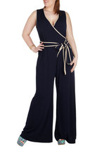 Jumpsuit Yourself Romper in Plus Size