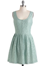 Cheer and Dear Dress in Mint