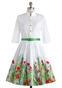 Beyond the Meadow Dress