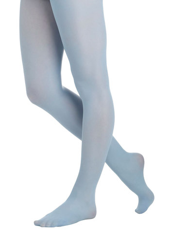 Look Lively Tights in Periwinkle - Blue, Solid, International Designer, Variation