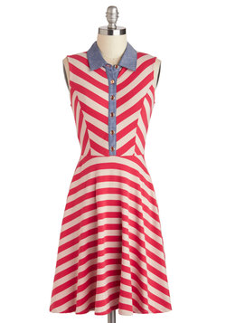 In the Mast Lane Dress
