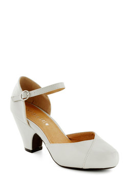 Fashionable Focus Heel in Mist