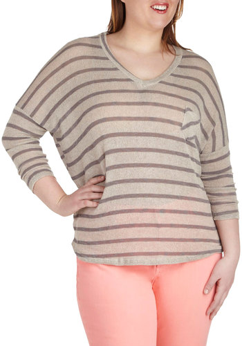 Mellow Mist Sweater in Plus