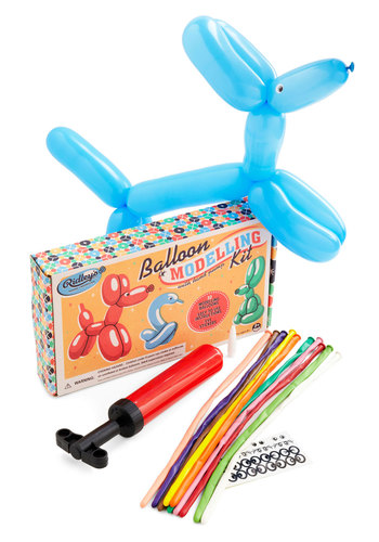 Clowning Glory Balloon Modelling Kit - Multi, Good