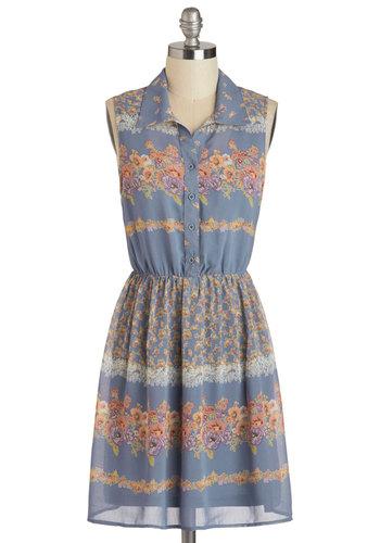 Meadowsweet Marvel Dress