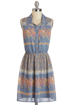 Meadowsweet Marvel Dress